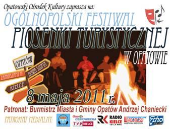 Ogólnopolski Festiwal Piosenki Turystycznej - Opatów/Kielce
